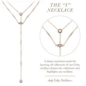 Kendra Scott Coby Evil Eye Necklace